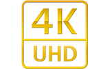 4K UHD/50P to MP4 at 150Mbps